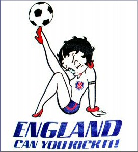 Doncaster Belles: Betty Boop