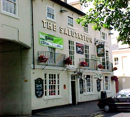 Doncaster Pubs: The Salutation