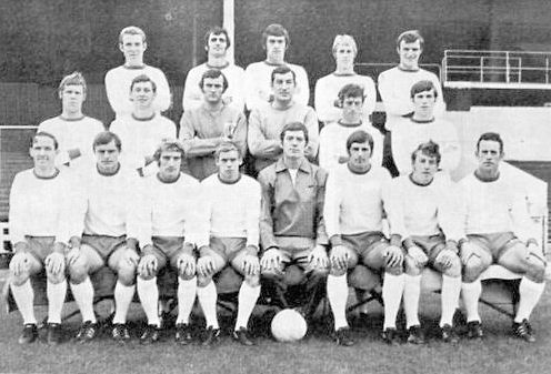Doncaster Rovers Team Photos: DRFC Team Photo: 1970-71