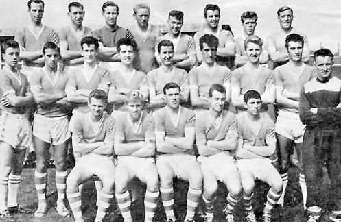 Doncaster Rovers Team Photos: DRFC Team Photo: 1961-62
