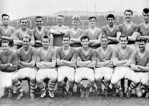 Doncaster Rovers Team Photos: DRFC Team Photo: 1960-61