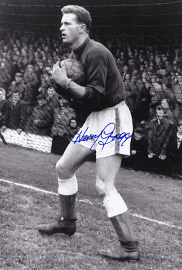 Doncaster Rovers: Harry Gregg