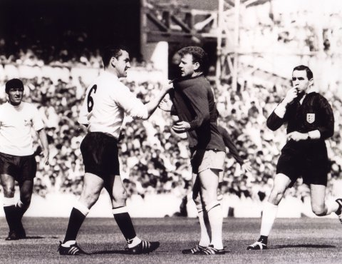 Doncaster Rovers: Mackay and Bremner