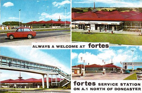 The Roads: Fortes A1 Services